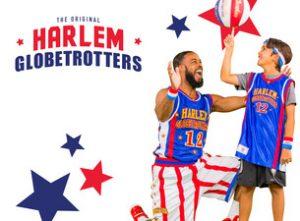 Harlem Globetrotters @ Qudos Bank Arena